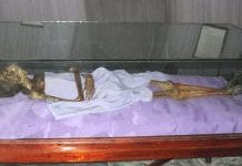 La momia de Matanzas