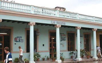 La plaza de La Marqueta
