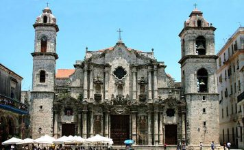 Architecture baroque cubaine