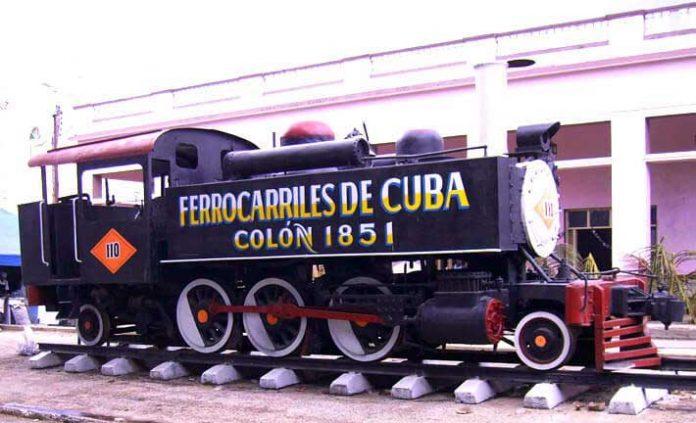 Les chemins de fer cubain