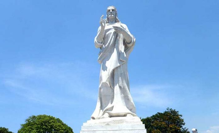 Le Christ de La Havane