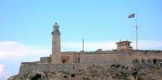 Le château de Tres Reyes Magos del Morro