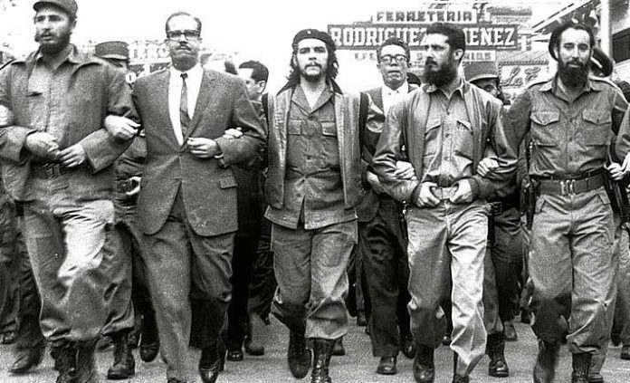 La victoire révolutionnaire en 1959