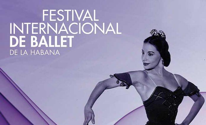 Le Festival international de ballet de La Havane