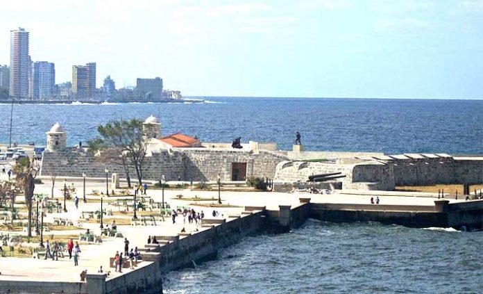 La Forteresse de San Salvador de La Punta