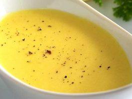 Ingrédients de la Sauce au beurre
