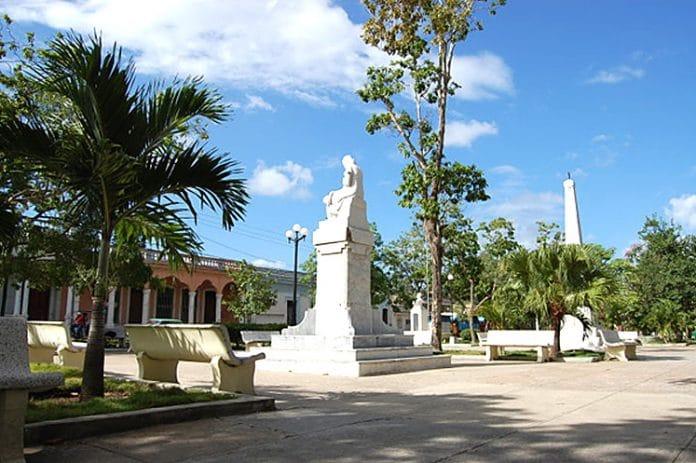 Le parc Antonio Maceo Las Tunas
