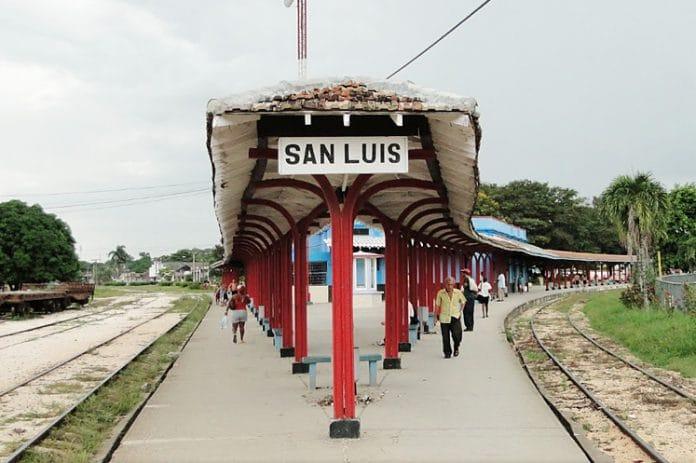 Municipalité de San Luis Santiago de Cuba