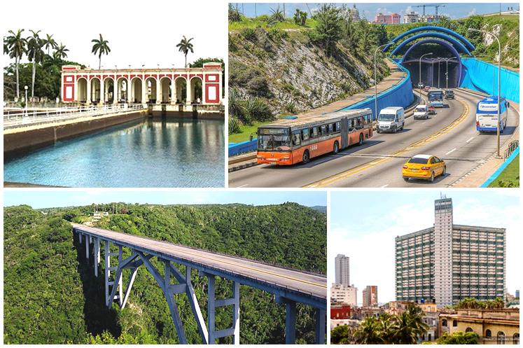Les trésors architecturaux et civils de Cuba